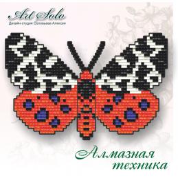БАТ04. Garden tiger moth...