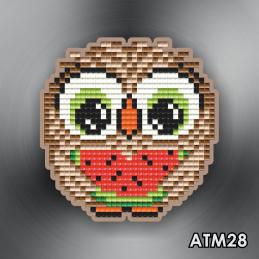 """АТМ28. Magnet baby """"Owlet..."""