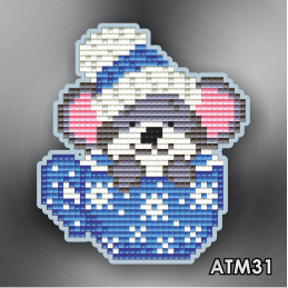 АТМ31. Magnet the...