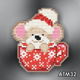 АТМ32. Magnet the...