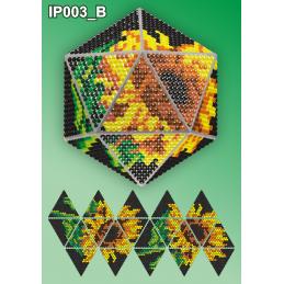 IP003_B. 3d Новогодний шар...
