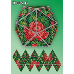IP005_B. 3d Christmas ball...