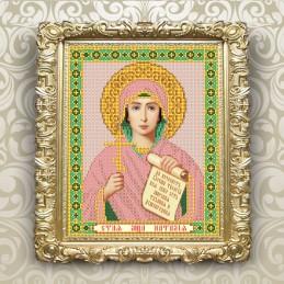VIA4014. Holy Martyr Natalia