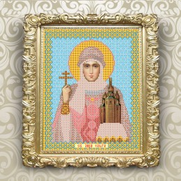VIA4017. Holy Martyr Olga