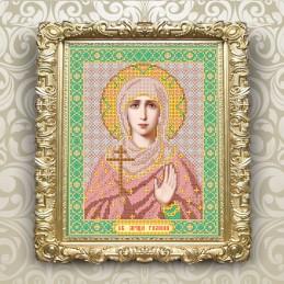 VIA4019. Holy Martyr Galina