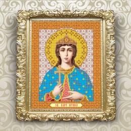 VIA4023. Holy Martyr Irene