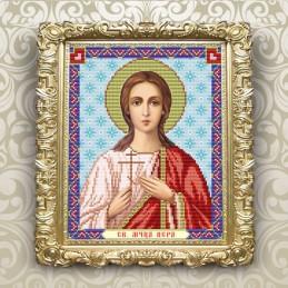 VIA4044. Holy Martyr Faith