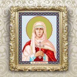 VIA4049. Holy Martyr Valery