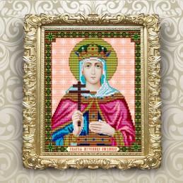 VIA4056. Holy Martyr Lyudmila