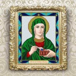 VIA4063. Holy Martyr Zinaida