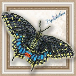 "BGP-003. Butterfly ""Papilio machaon"""