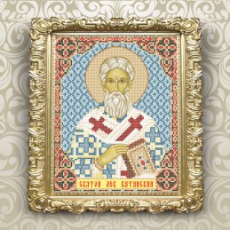 VIA4118. Святий Лев Катанский