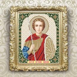 VIA4195. Holy Martyr Maxim