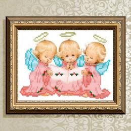 VKA5014. Три Ангелочка