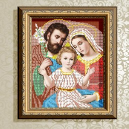 VKA4007. Holy family