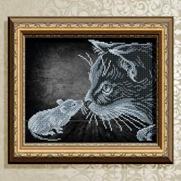 VKA4056. Cat & mouse