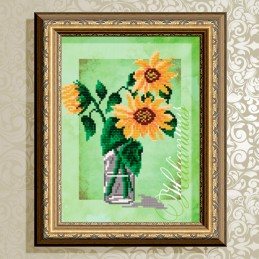 VKA4156. Sunflowers