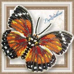 BGP-057. БАБОЧКА «Euphaedra...