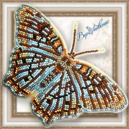 BGP-058. Метелик «Білий павич»