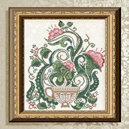VKA4711. Flower Tea