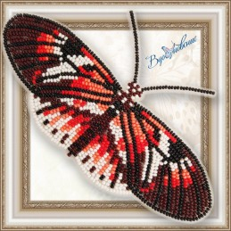 """BGP-064. BUTTERFLY """"Heliconia"""""""