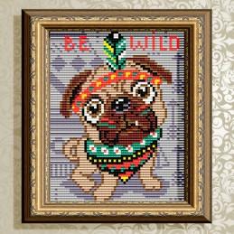 АТ6210. Be wild! Mopsik