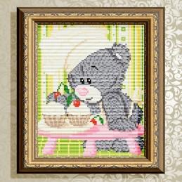 АТ5526. Bear pastry
