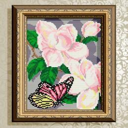 АТ5560. Magnolia Triptych....