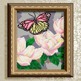 АТ5561. Magnolia Triptych....