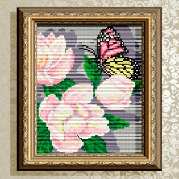 АТ5562. Magnolia Triptych....