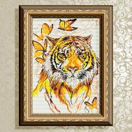 AT3023. Tiger