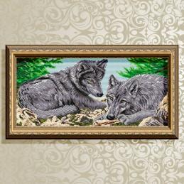 AT3211. Волки