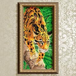 AT3216. Димчастий леопард