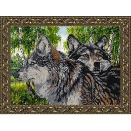 БГК3001. Волки