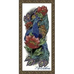 BGK3002. Peacock