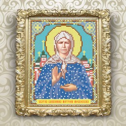 VIA5008. Holy Blessed Matrona