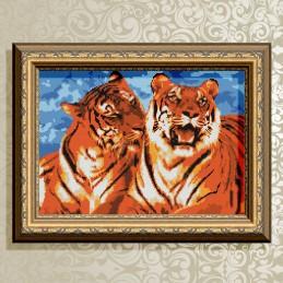 VKA3002. Тигри