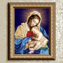 VKA3007. Мадонна з немовлям