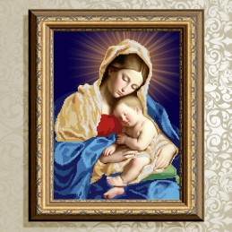 VKA3007. The Madonna and child