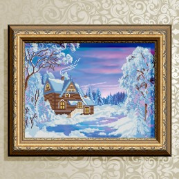 VKA3014. Winter house