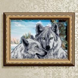 VKA3020. Wolves.
