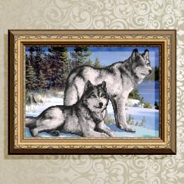 VKA3029. Волки