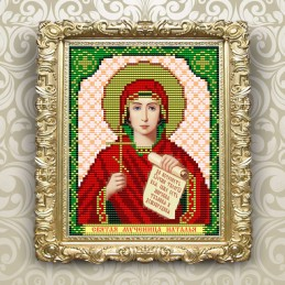 VIA5014. Holy Martyr Natalia