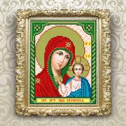 VIA5001. Божа Матір Казанська