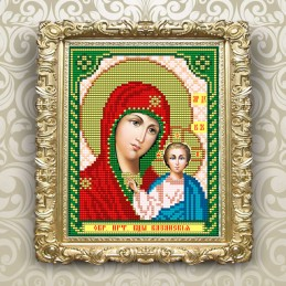 VIA5001. Virgin of Kazanskaya