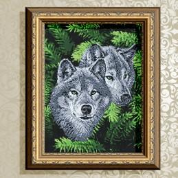 VKA3068. Волки
