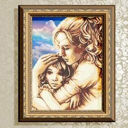 VKA3070. Мама и дочь