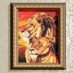 VKA3086. Lions
