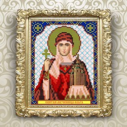 VIA5017. Holy Martyr Olga