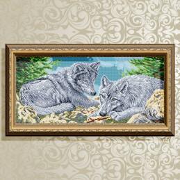 VKA3102. Волки